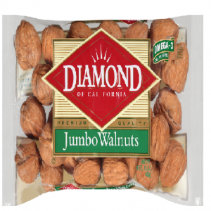 DIAMOND JUMBO WALNUTS